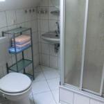 Ein Blick in ein Bad